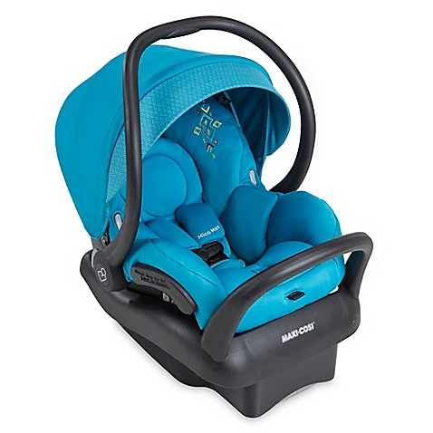 buy maxi cosi mico max 30 infant car seat in mosaic blue from bed bath beyond. Black Bedroom Furniture Sets. Home Design Ideas