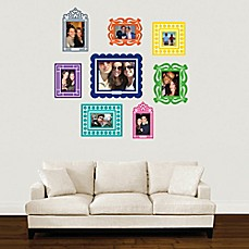 image of Butch u0026 Harold Sticker Frame Set in Multi (Set of ...