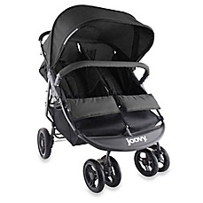image of Joovy® ScooterX2 Double Stroller 15 in Black