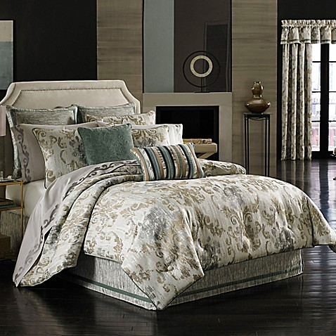 J Queen New York Seville Comforter Set Bed Bath Amp Beyond
