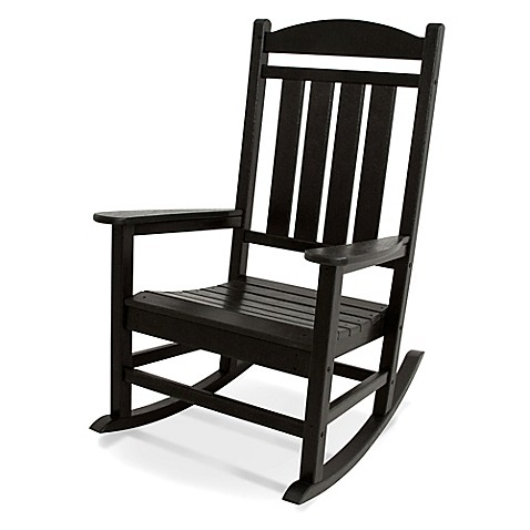 Personalization Is Required To Add Item To Cart Or Registry. POLYWOODu0026reg;  Presidential Rocker