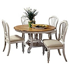 image of Hillsdale Wilshire Round Dining Set