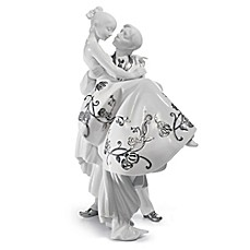 image of Lladro Happy Day (Re-Deco) Porcelain Figurine