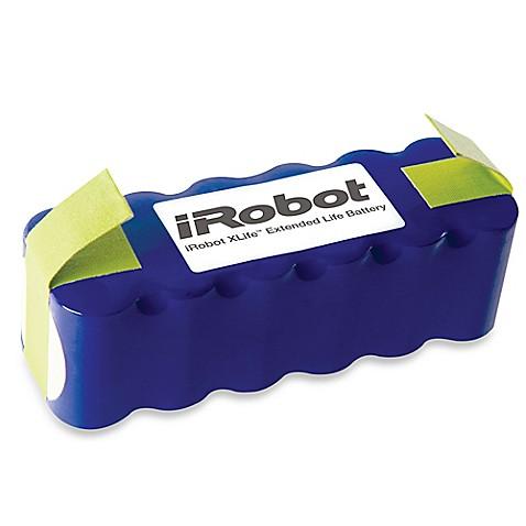 irobot® xlife™ extended life battery - bed bath & beyond