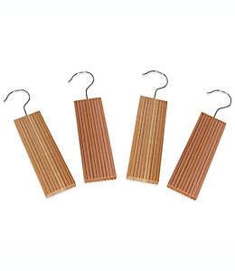 Bloques aromáticos de cedro Household Essentials® con esencia de lavanda para colgar