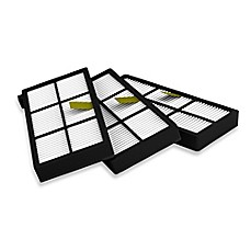 image of iRobot® Roomba® 3-Pack 800 & 900 Series AeroForce® Filters