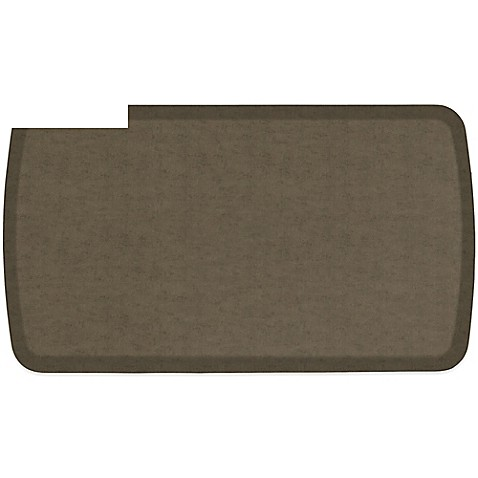 Gelpro 174 Elite Vintage Leather Comfort Floor Mat Bed Bath