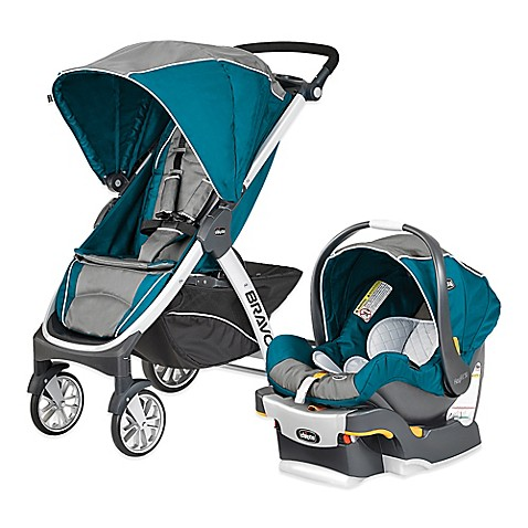 Chicco 174 Bravo 174 Trio Travel System In Polaris Buybuy Baby