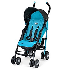 image of Chicco® Echo™ Stroller in Turquoise