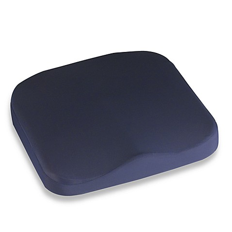 Buy tempur pedicr seat cushion for home and office from for Bed bath beyond gel seat cushion