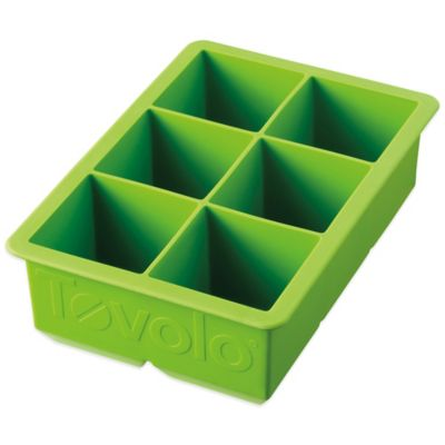 Tovolo Reg King Cube Silicone Ice Tray