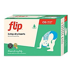image of Flip™ 3-Count Stay-Dry Diaper Inserts