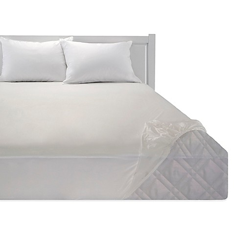 Bedding Essentials Trade Vinyl Ed Mattress Protector