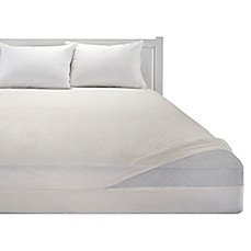image of Bedding Essentials™ EVA Zippered Mattress Protector