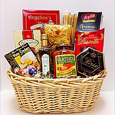 image of Fifth Avenue Gourmet Grand Italian Feast Gift Basket