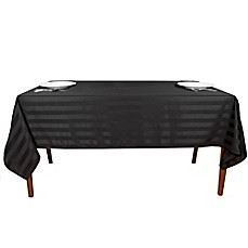 image of Riegel® Satin Stripe Tablecloth