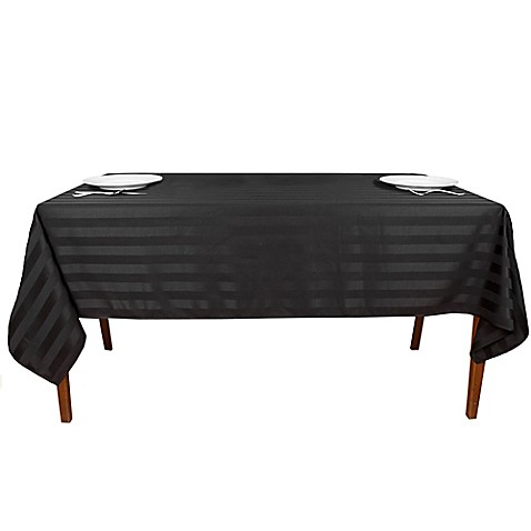 Buy riegel satin stripe 102 inch x 60 inch oblong for 102 inch table runners