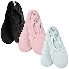 image of Microdry® Pure Performance Spa Memory Foam Footies