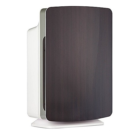buy alen breathesmart hepa air purifier in espresso from