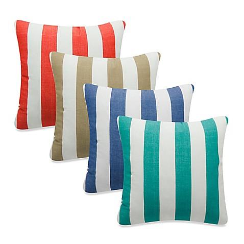 Newport Montauk Square Throw Pillow Bed Bath Amp Beyond