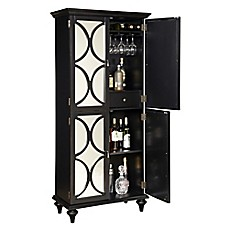 Image Of Pulaski Alannis Wine Cabinet Part 62