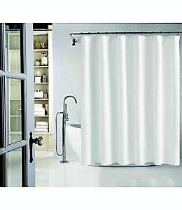 Cortina de baño Wamsutta® de algodón, 1.82 x 1.82 m en blanco
