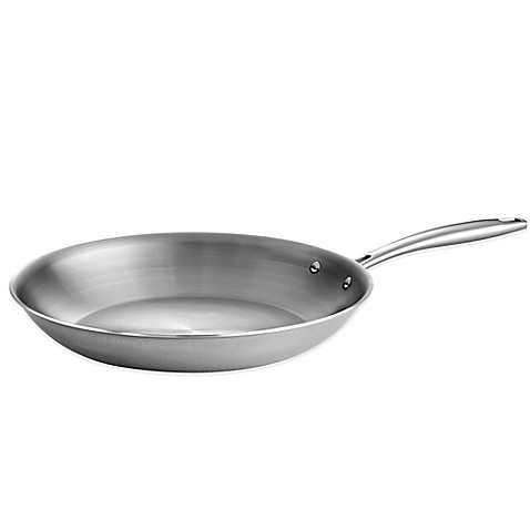 tramontina fry pan buy tramontina 174 gourmet 12 inch tri ply clad fry pan from 2910