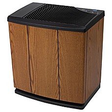 image of Essick Air Console Light Oak Evaporative Humidifier
