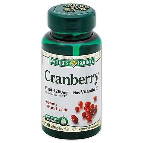 Vitamin c in cranberries