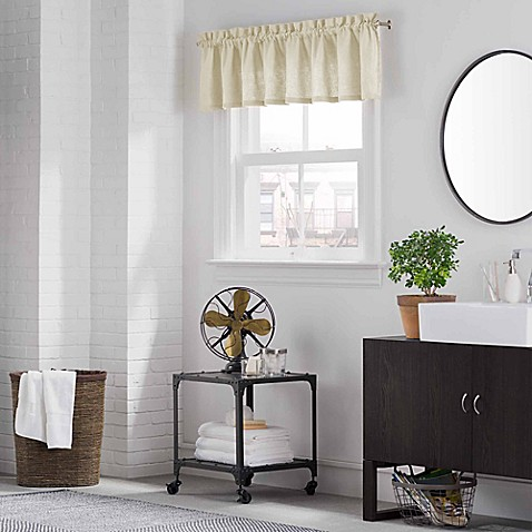 Kenneth Cole Reaction Home Mineral Tailored Bath Window