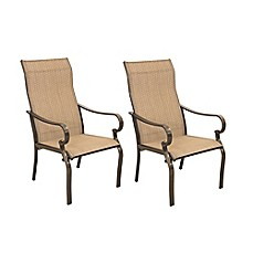 Image Of Hawthorne Oversized Sling Chairs (Set Of 2)