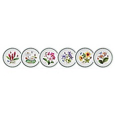 image of Portmeirion® Exotic Botanic Garden Assorted Pasta Bowls (Set of 6)