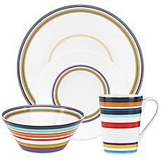 image of DKNY Lenox® Urban Essentials Dinnerware Collection in White