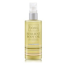 image of basq NYC 4 oz. Resilient Body Oil in Lavender
