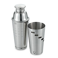 image of Oggi™ Dial A Drink™ Stainless Steel Cocktail Shaker