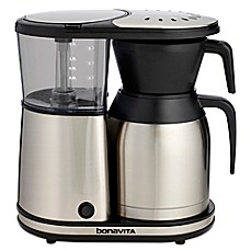 image of Bonavita® 8-Cup Stainless Steel Carafe Brewer