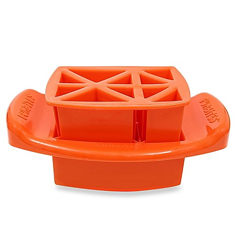 Funbites food cutter in orange triangles buybuy baby for Funbites