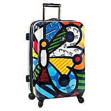 image of Heys® Britto Butterfly 26-Inch Upright Spinner Case