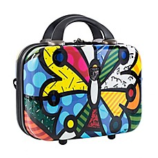 image of Heys® Britto Butterfly Beauty Case