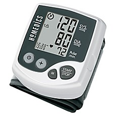 image of HoMedics® Automatic Wrist Blood Pressure Monitor with One-Touch Operation