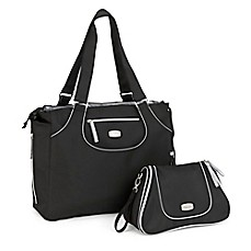 image of Chicco® Layla Tote & Dash Diaper Bag