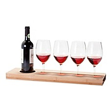 image of Oenophilia Longboard Wine Serving Tray