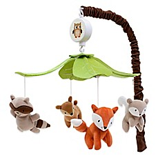 image of Lambs & Ivy® Woodland Tales Musical Mobile