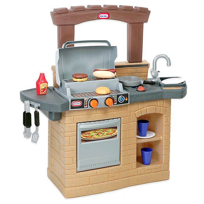 Alternate image 1 for Little Tikes® Cook 'n Play Outdoor BBQ™