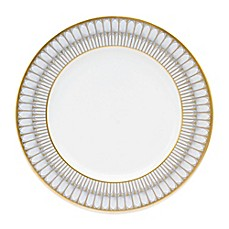 image of Philippe Deshoulieres Arcades Dinner Plate in Grey
