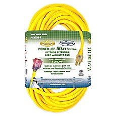 image of Snow Joe Power Joe 14-Gauge 50-Foot Extension Cord