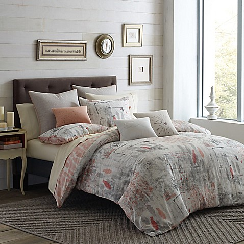 Under the Canopyu0026reg; Lover Organic Cotton Reversible Comforter Set & Under the Canopy® Lover Organic Cotton Reversible Comforter Set ...