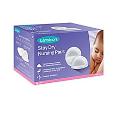 image of Lansinoh® 100-Count Disposable Nursing Pads