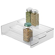 image of InterDesign® Cabinet Binz™  3-Tier Spice Rack