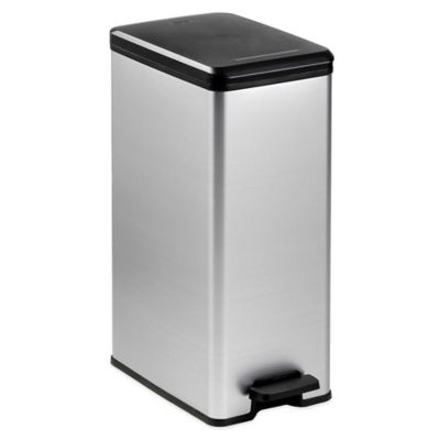 5575163264251m?hei=2000&wid=2000&qlt=501 recycling trash cans for kitchen plastic, stainless steel & more HDX Outdoor Trash Can at creativeand.co